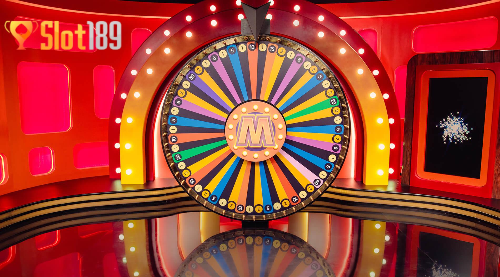 Panduan Dasar Bermain Mega Wheel Pragmatic Play